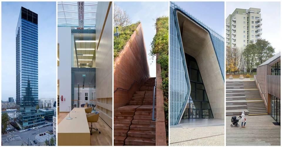 Spacery architektoniczne po Warszawie: Muzeum Katyńskie, Cosmopolitan, Biblioteka przy ul. Koszykowej