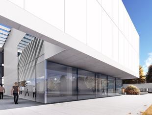 Rozbudowa biblioteki w Mielcu