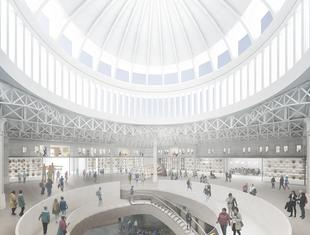 Nowa siedziba Muzeum Londynu