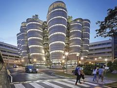 Centrum Edukacyjne Uniwersytetu Technologicznego Nanyang w Singapurze