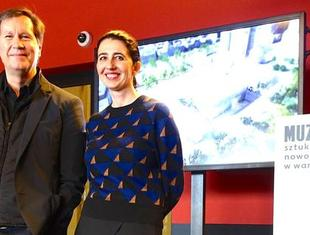 """""""To muzeum musiało wyrąbać sobie własną przestrzeń"""" Thomas Phifer i Joanna Mytkowska o nowym MSN"""