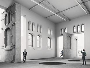 Galeria Sztuki Współczesnej Plato wOstrawie