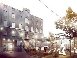 Kolejne centrum kreatywności na warszawskiej Pradze: rozstrzygnięcie konkursu